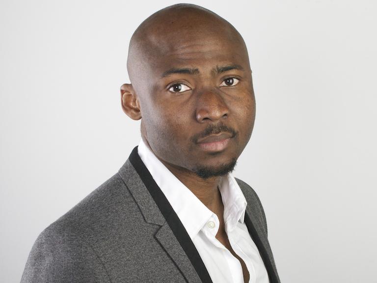 Portrait photo of Lawrence Udeigwe