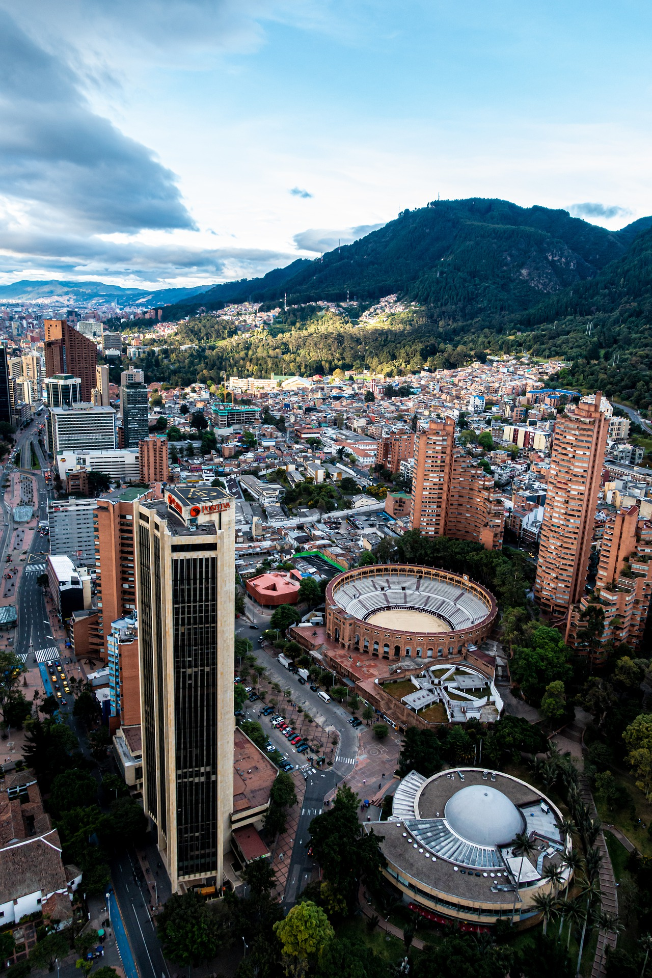 The Big City of Bogotá - Our Visit to The Colombian ...  |Bogota