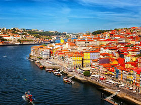image of portuguese coast