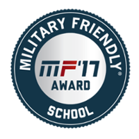 Military Friendly School image.
